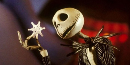Nightmare Before Christmas Movie Screengrab