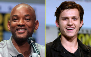 will smith 2017 tom holland blue sky studios animated film
