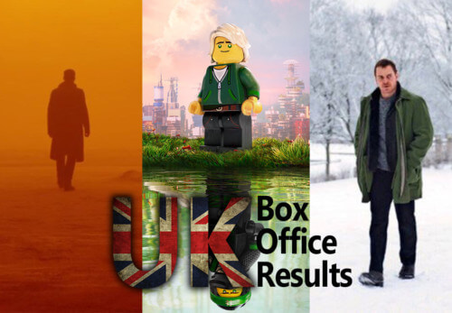 UK Box Office October 2017