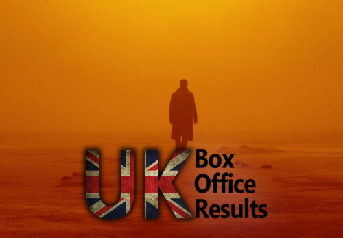 Box Office Results UK Blade Runner 2049