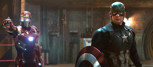 Captain America: Civil War Marvel Iron Man