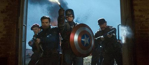 Captain America 2011 Movie