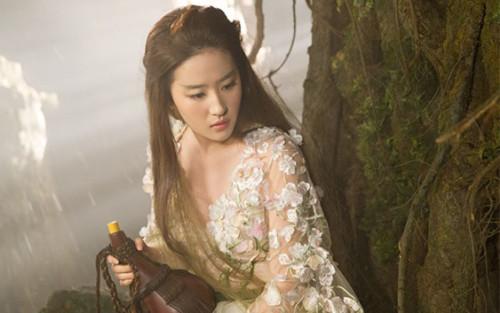 Crystal Liu is Mulan Movie News