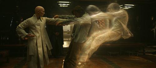 Doctor Strange Movie Benedict Cumberbatch Marvel
