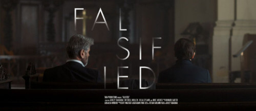 Falsified 2017 Short Film Poster