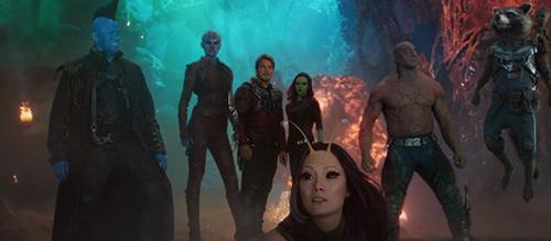 Guardians of the Galaxy Vol. 2 Marvel Film