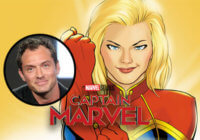 Jude Law in Talks to Join 'Captain Marvel'