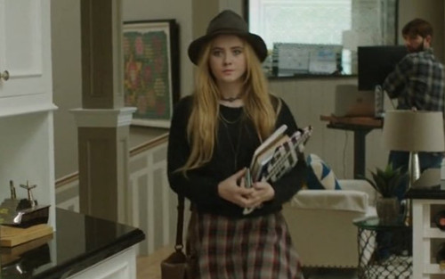 Kathryn Newton Cast in Detective Pikachu