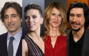 Scarlett Johansson, Laura Dern, Adam Driver