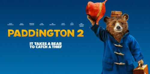 Paddington 2 Movie Banner 2017