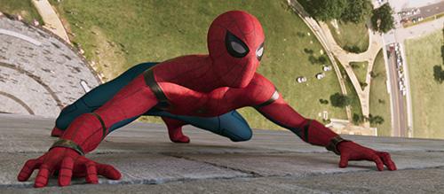 Spider-Man: Homecoming Marvel Tom Holland