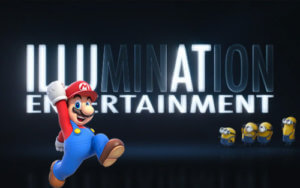 Super Mario Movie at Illumination and Universal