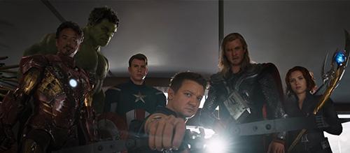 Avengers Assemble 2012 Marvel Film