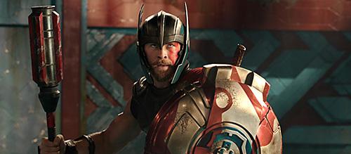 Thor: Ragnarok Taika Waititi 2017 Marvel Movie
