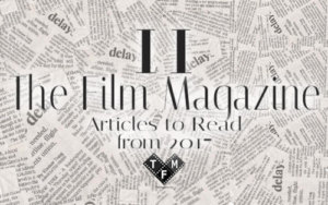 The Film Magazine Best Articles