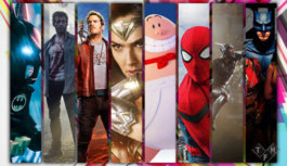 Every 2017 Comic Book Movie Ranked