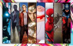 Every 2017 Superhero Movie