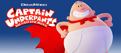 Dreamworks Captain Underpants