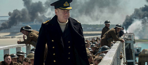 Kenneth Branagh Dunkirk Christopher Nolan