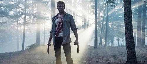 Hugh Jackman Logan Wolverine