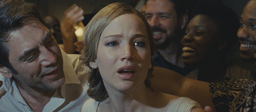 Jennifer Lawrence Darren Aronofsky Mother!