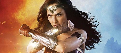 Wonder Woman Movie Gal Gadot