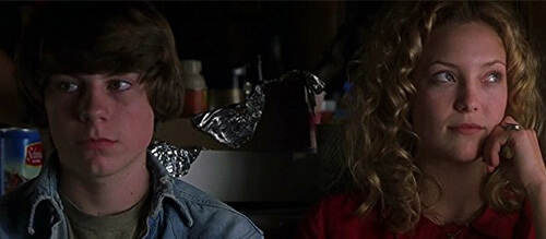 Almost Famous Patrick Fugit Kate Hudson
