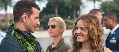 Aloha Bradley Cooper Rachel McAdams Emma Stone