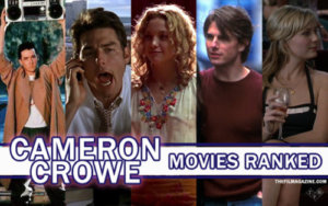 Cmaeron Crowe Movies