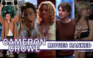 Cmaeron Crowe Movies