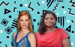 Jessica Chastain Octavia Spencer Freckle Films