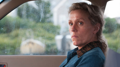 Frances McDormand Golden Globes Winner