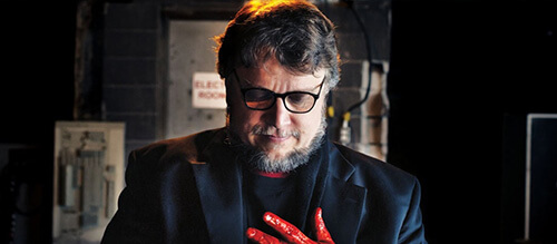 Guillermo Del Toro Golden Globe Winner