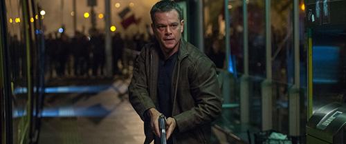 Matt Damon Jason Bourne Movie