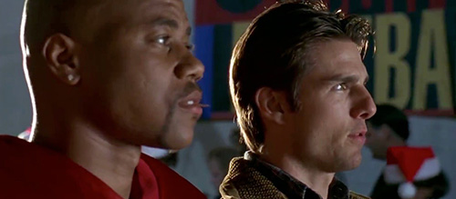 Jerry Maguire Tom Cruise Cuba Gooding Jr