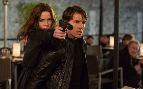 Mission Impossible 6 News