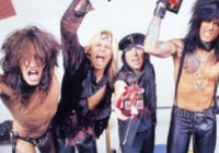 Motley Crue Biopic Casts the Band