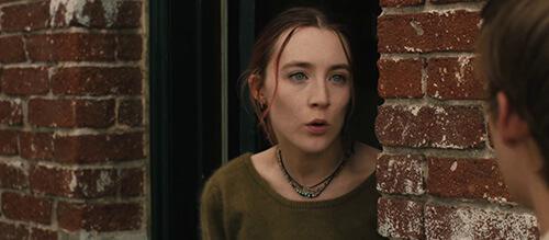 Saoirse Ronan Golden Globe Winner