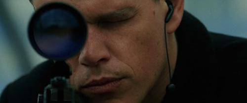 Matt Damon Bourne Supremacy Paul Greengrass