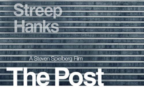Steven Spielberg The Post Tom Hanks Meryl Streep