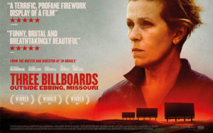 3 Billboards 2018 McDormand McDonagh Review