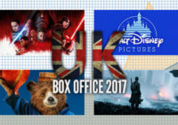 Record High Annual Box Office for UK in 2017