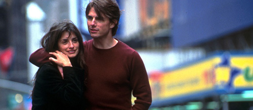 Vanilla Sky Tom Cruise Penelope Cruz