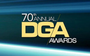 Directors Guild of America Nominees 2018