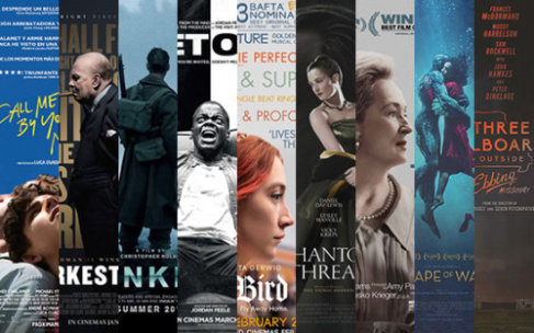 2018 Oscars Best Picture Nominees Ranked