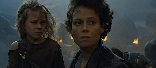 Aliens Movie Ripley Sigourney Weaver