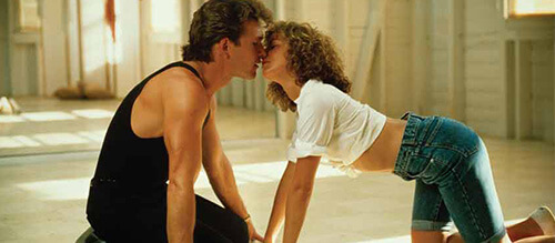 Dirty Dancing Patrick Swayze Sexy Movie