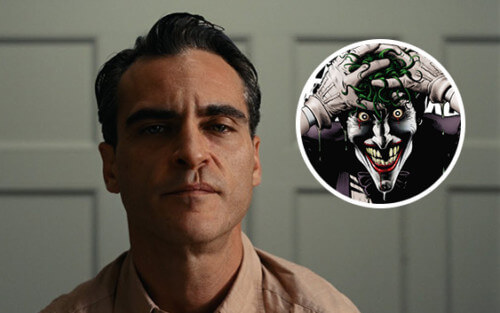 Phoenix to play The Joker Todd Phillips