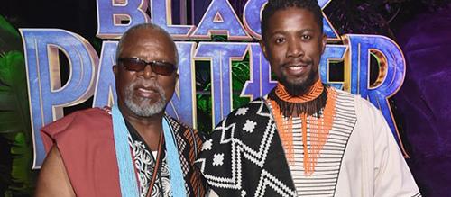John Kani Atandwa Kani Black Panther