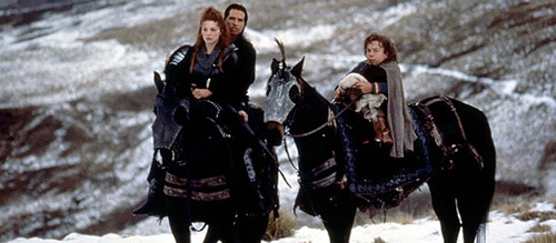 Willow Movie Val Kilmer Warwick Davis